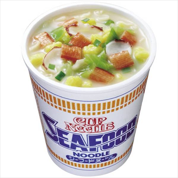 Mì ly hải sản (cup noodle seafood) 74g