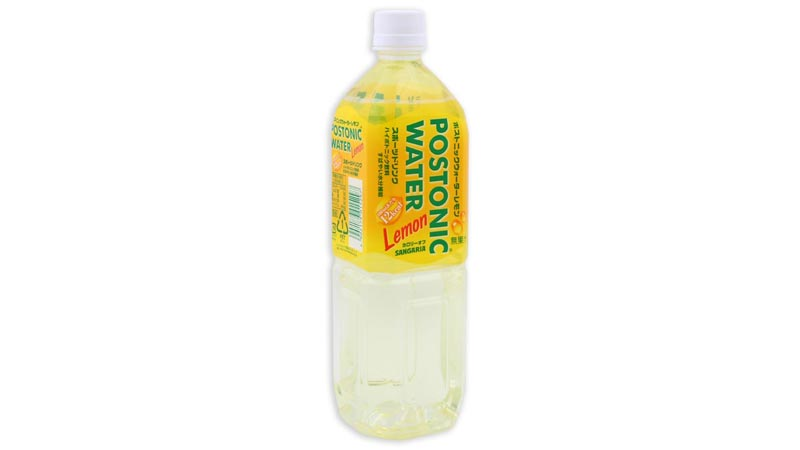 Postnic Water Lemon 900ml