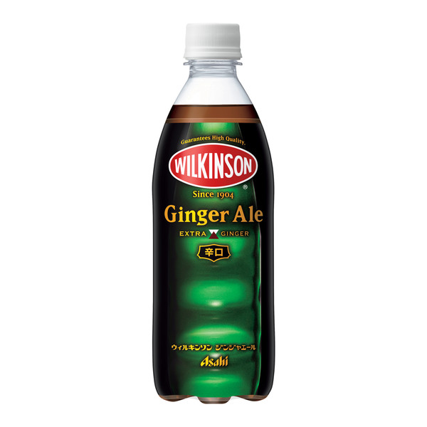 WILKINSON GINGER ALE 500ML