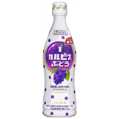 CALPIS GRAPE 500ML