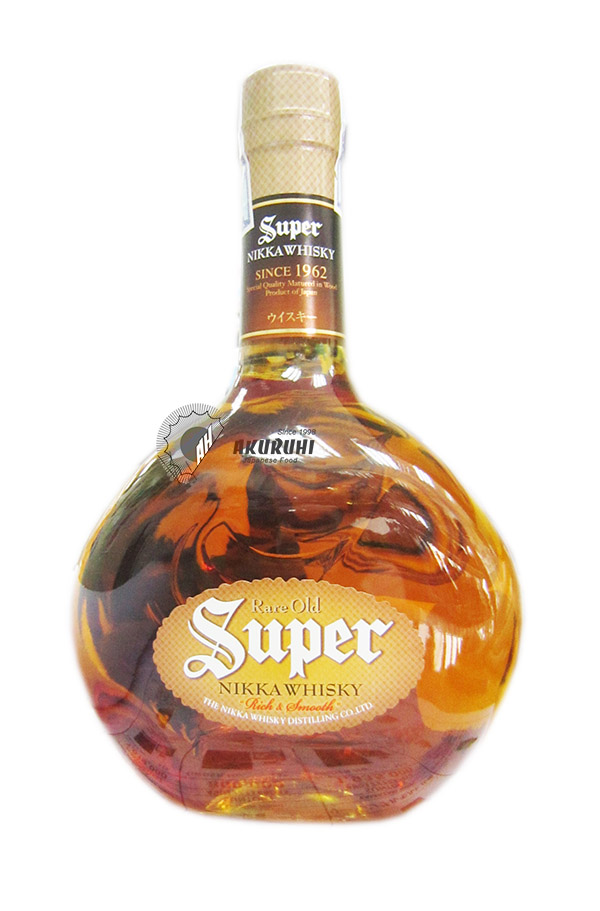 Rượu Nikka whisky Super 700ml