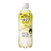 HEALTHYA SPARKLING 500ML PET