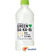 GREEN DAKARA 500ML