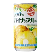 F sangaria juice 100% pineapple 190g