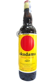 Rượu SUNTORY WINE AKADAMA SWEET (RED) 550ML BIN ALC 14%