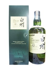 Rượu SINGLE MALT WHISKY HAKUSHU 12 YEARS 43%