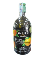 Rượu IICHIKO BAR FRUITS YUZU 8%