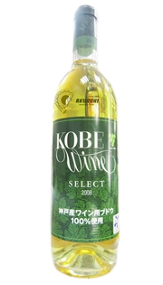 Rượu KOBE WINE SECECL (WHITE) SWEET 720ML ALC 11%